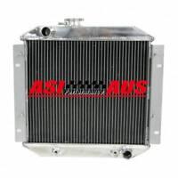 2 Row Aluminum Radiator For Ford Escort 1971 72 73 74 75 76 78 77 79 1980 AT/MT