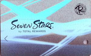 Total Rewards - Seven Stars - Slot Card