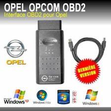 OBD2 Op com pour OPEL firmware V1.7
