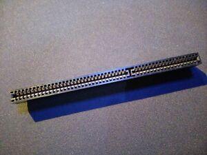 16 Bit ISA Standart Slot 62 Pin XT + 36 Pin AT = 98 Pin