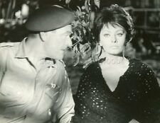 SOPHIA LOREN JUDITH 1966 VINTAGE PHOTO ORIGINAL #2