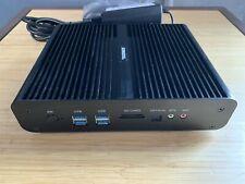 Kingdel Fanless HTPC Mini Desktop PC   i7-5500U 2.4GHz   16GB   128GB SSD -No OS