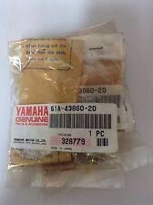 Yamaha Genuine Parts - New Manuel Valve Sub - Part # 61A-43860-20