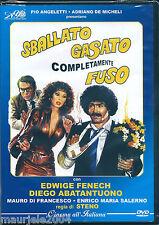 Sballato gasato completamente fuso (1982) DVD NUOVO Edwige Fenech D. Abatantuono