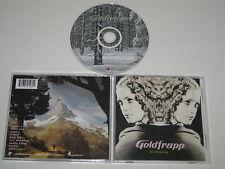 GOLDFRAPP/FELT MOUNTAIN (MUTE 7243 8505482 2) CD ÁLBUM