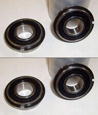 "(4) 5/8"" Go Kart Mini Bike Wheel Snap Ring Bearings"