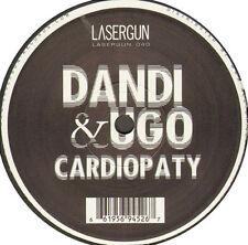 MARCIN CZUBALA / DANDI & UGO - Johnny 11 Fingers / Cardiopaty - Lasergun