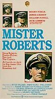 Mister Roberts VHS 1955 World War II Henry Fonda James Cagney Jack Lemmon
