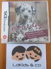 Jeu Nintendo DS ( 2DS / 3DS )  Nintendogs Dalmatian & Friends VF COMPLET