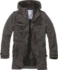 Cappotti e giacche da uomo lunghi con cappucci l