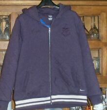 ## NIKE PURPLE QUILTED SOFT JACKET SIZE L = UK 14