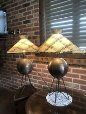 Vintage Eames Era  Mid Century Table Lamps Most Stunning