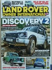 Land Rover Owner LRO # September 2015 - Discovery 2 guide