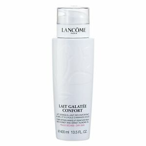 1 PC LANCOME Galatee Comforting Makeup Remover Milk 400ml Skincare Cleansers
