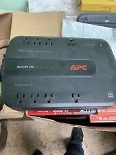 Apc Back-Ups Es 550 Uninterruptible Power Supply Backup Battery Surge Protection