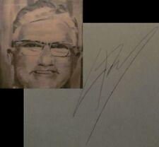 Luc Tuymans Buch Original signed signiert autograph Signatur Autogramm