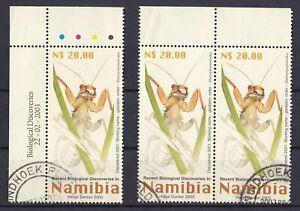 Namibia 2003 Neue Entdeckungen in Namibia 3 x N$ 20.00 o/used (Bfm-1-7)