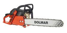 Benzin Kettensäge Motorsäge DOLMAR PS 420 SC 45 Cm