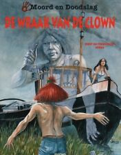 Collectie Moord en Doodslag 03: De Wraak van de Clown.     1ste druk!