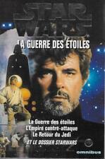 STAR WARS - INTEGRALE OMNIBUS T. 1 - LA TRILOGIE FONDATRICE -1995-