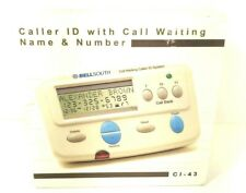 Bellsouth Caller Id with Call Waiting Ci 43, New- 90 Caller Id Memory