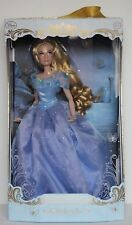 DISNEY STORE LIMITED EDITION DOLL - LIVE ACTION CINDERELLA -  EDITION OF 4000