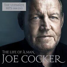 JOE COCKER - THE LIFE OF A MAN - 2CD NEW SEALED 2015 - 36 TRACKS
