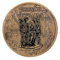 Vietnam War veteran Commemorative Coin Collection Arts Gifts SouveWQ