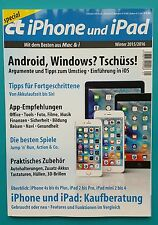 c`t iPhone und iPad special Winter 2015/2016 ungel.1A abs. TOP