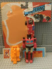 Transformers Action Masters Inferno 1990 G1 100% Complete, Cut Card, Spec Strip