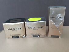 LOT SOINS VISAGE ANTI AGES GOLD 48K