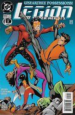 Legion of Super-Heroes (Vol.4) No.111 / 1999 Tom Peyer & Scott Kolins