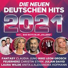 2 CD Die Neuen Deutschen Schlager Hits 2021 Mike Leon Grosch Feuerherz Fantasy +