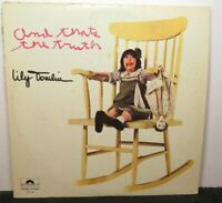 LILY TOMLIN AND THAT'S THE TRUTH (VG+) PD-5023 LP VINYL RECORD