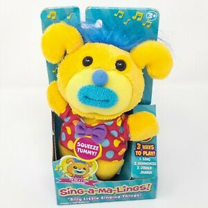 Sing-a-Ma-Lings! Plush Toy Bo Sings Clementine New