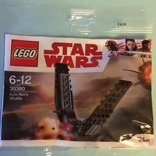 Lego Star Wars 30380 Kylo Ren's Shuttle Polybag Brand New / Sealed