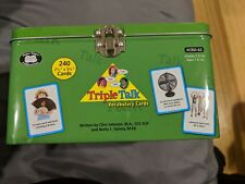 Triple Talk Game Multiple Meaning Photo Card Flash Card Super Duper Vocabulary
