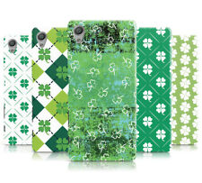 ST PATRICK'S DAY COLLECTION HARD MOBILE PHONE CASE COVER FOR SONY XPERIA X