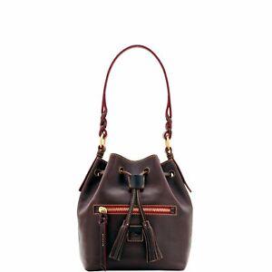 Dooney & Bourke Florentine Small Logan Drawstring Shoulder Bag