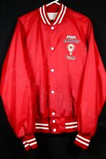 PSA Original Vintage RED Jacket BALLOON TEAM Pacific Southwest Airlines RARE New
