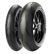 Pirelli Diablo Supercorsa SP V2 Road Tyres 120/70 ZR17 (58W) & 190/55 ZR17 (73W)