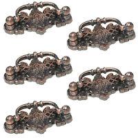 Vintage AJAX Cabinet Jewelry~PROVINCIAL 990 Copper Pull~Dresser Knob//Handle