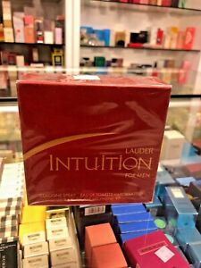 Lauder Intuition For Men by Estee Lauder Cologne Spray EDT 100ML (Sealed)