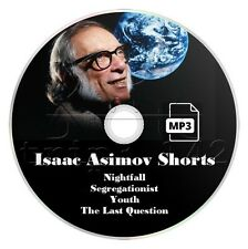 Isaac Asimov Shorts (Short Story Audiobooks) (MP3 CD)