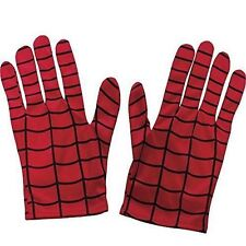 Rubie's Official Spiderman Gloves Children Costume - One Size 082686356312