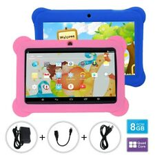 7 Quad-Core HD Kids Tablet PC Android 8G Dual Camera WiFi...