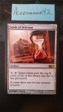 1 x Sands of Delirium - M13 - LP - Magic The Gathering - MTG