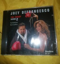 Joey Defrancesco The Champ- Round Two [CD] New and Sealed