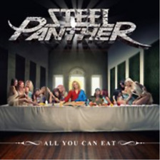 Steel Panther-All You Can Eat (US IMPORT) CD NEW