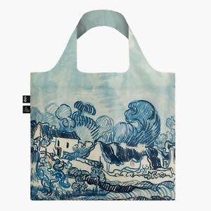 Vincent Van Gogh The Old Vineyard & Landscape Reusable LOQI shopping  Tote Bag